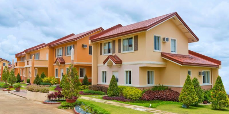landed houses in exclusive village