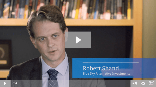 Robert Shand - Blue Sky Alternative Investments