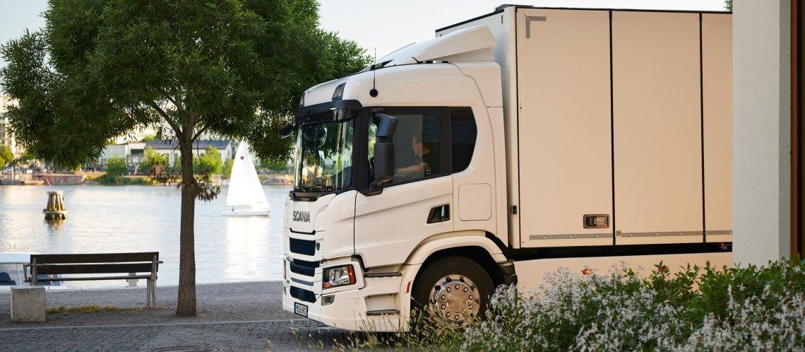 Scania EV