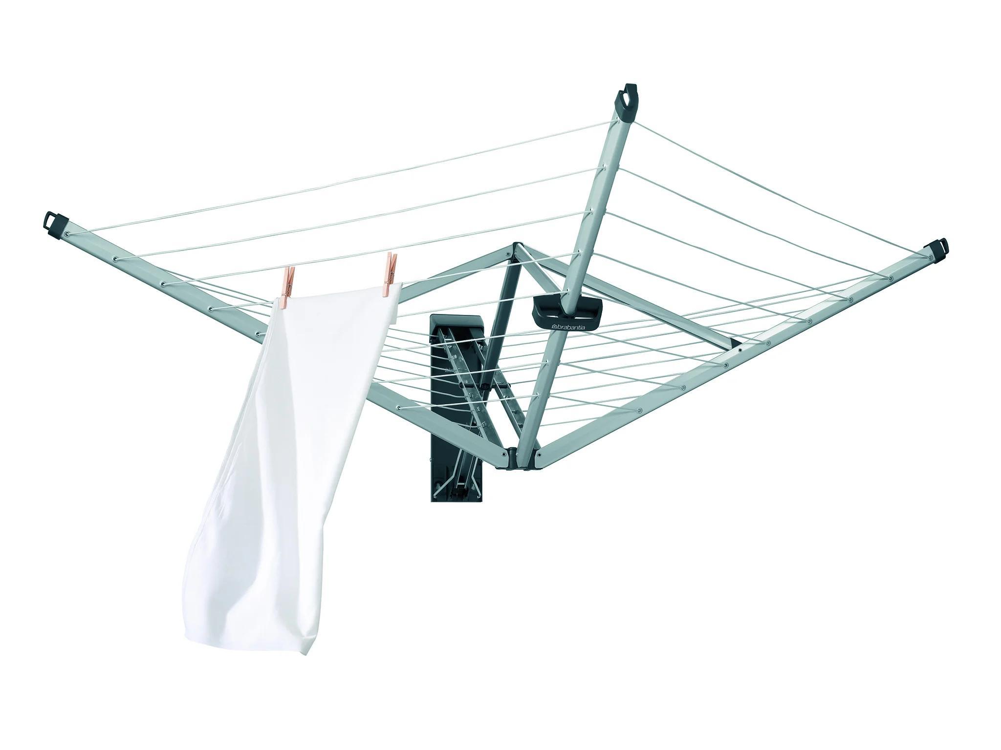 wall mounted drying rack argos