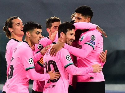 Juventus Vs Barcelona: Five Things We Learned As Ousmane Dembele Delivers  Champions League Win | The Independent