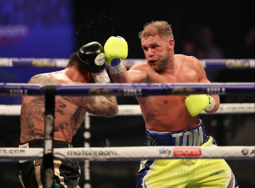 Billy Joe Saunders Dominates Valiant Martin Murray To Retain Wbo World Title | Saunders Vs Murray