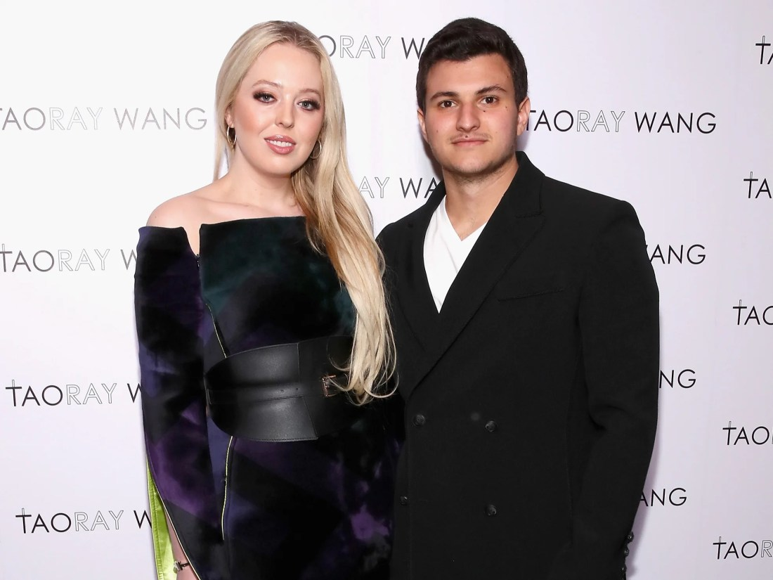 Tiffany Trump Announces Her Engagement To Michael Boulos On Trump's Last Day In Office