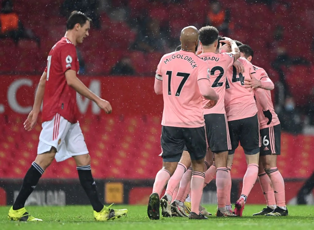 Manchester United vs Sheffield United LIVE: Result, final score and  reaction tonight | The Independent