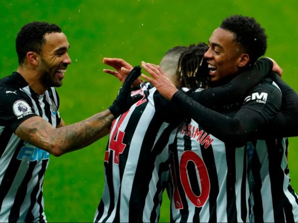 Image result for newcastle vs southampton