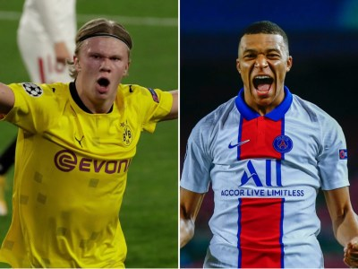 Erling Haaland And Kylian Mbappe Could Well Be The Next Great Rivalry | The  Independent