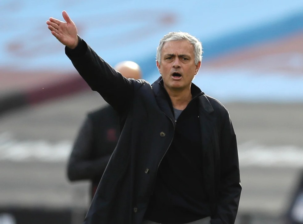 Tottenham's problems aren't Mourinho's fault. Jose said so | The Independent