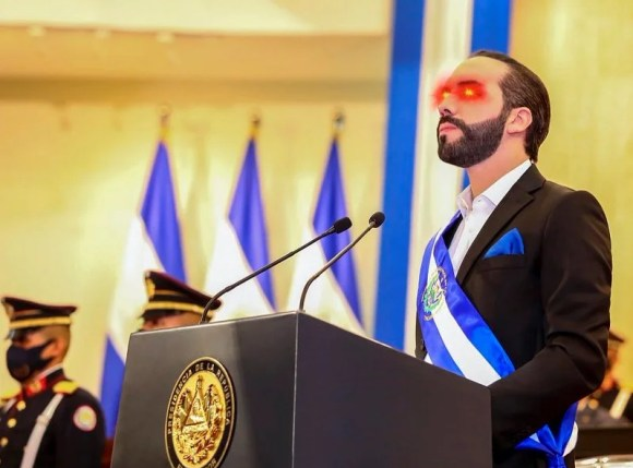 Bitcoin: El Salvador's president declares cryptocurrency legal tender | The  Independent