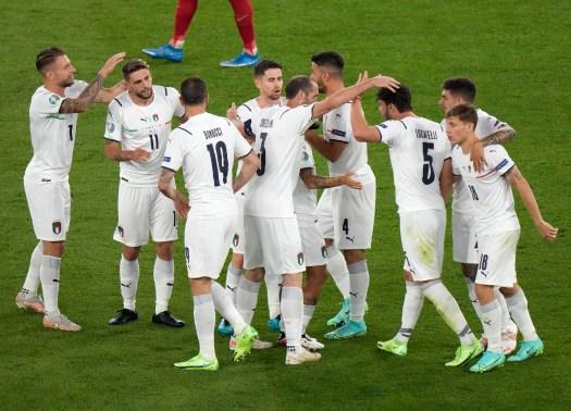 Italy vs Switzerland starting 11 predicted line-ups: Euro 2021 team news ahead of fixture tonight 2