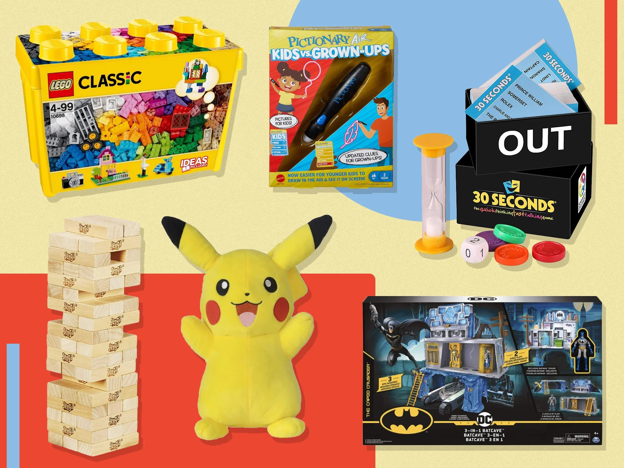 Amazon Prime Day kids' toys deals 2021: Lego, Barbie and ...