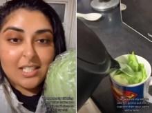 TikTok users Drink Lettuce Water for Sleep