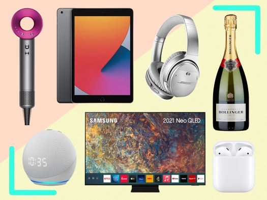 Amazon Prime Day 2021: Best UK deals to buy now from Shark, Kindle Nintendo and more 2