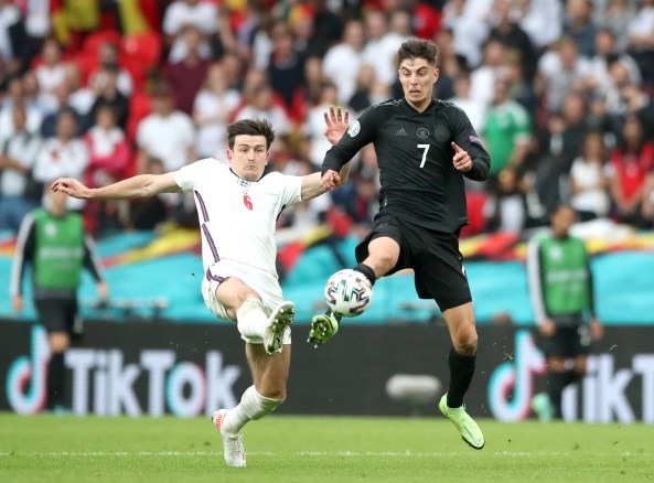 Harry Maguire enjoys helping England fans smile again with win over Germany    The Independent