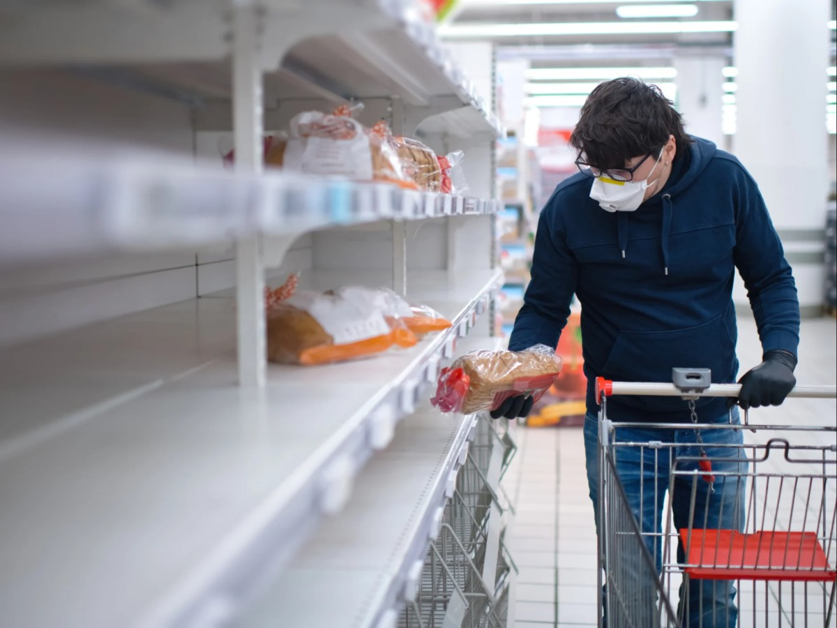 , Empty supermarket shelves and panic buying unless urgent action from government, food suppliers warn, The Evepost BBC News