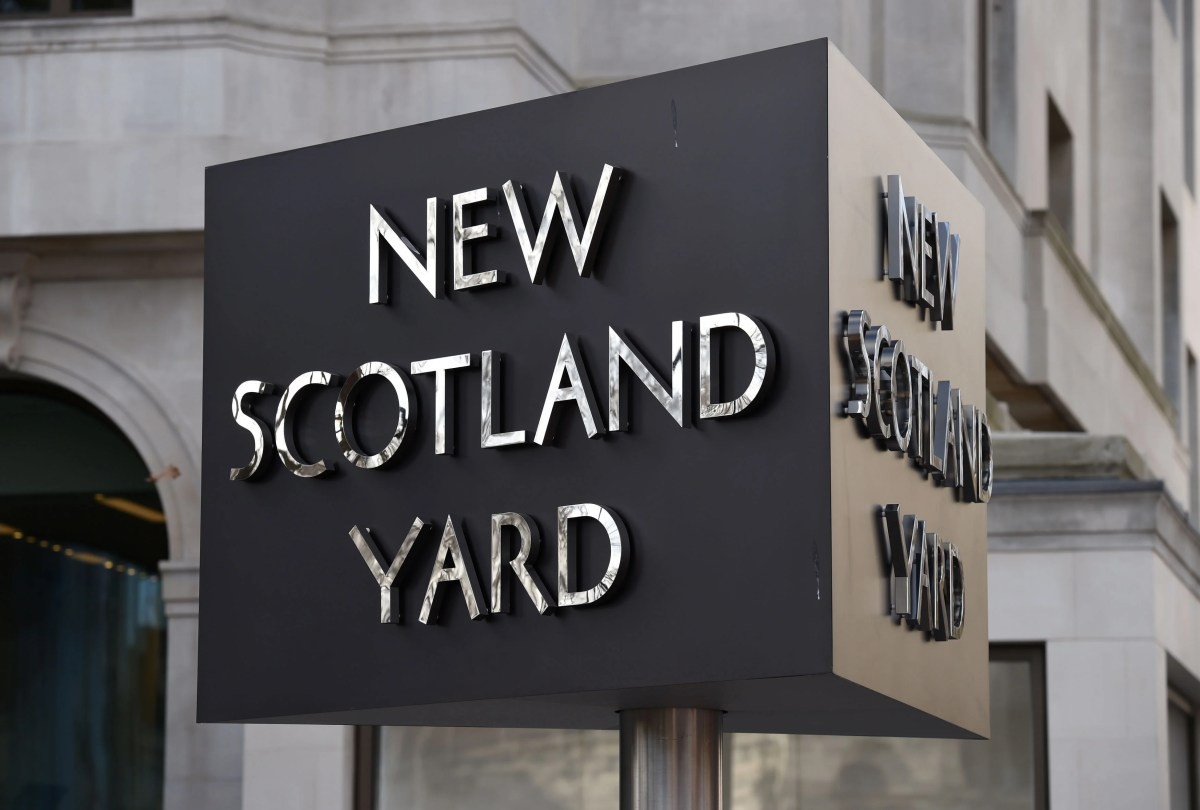 , Met Police detective had sexual relationship with female suspect he was investigating, The Evepost BBC News