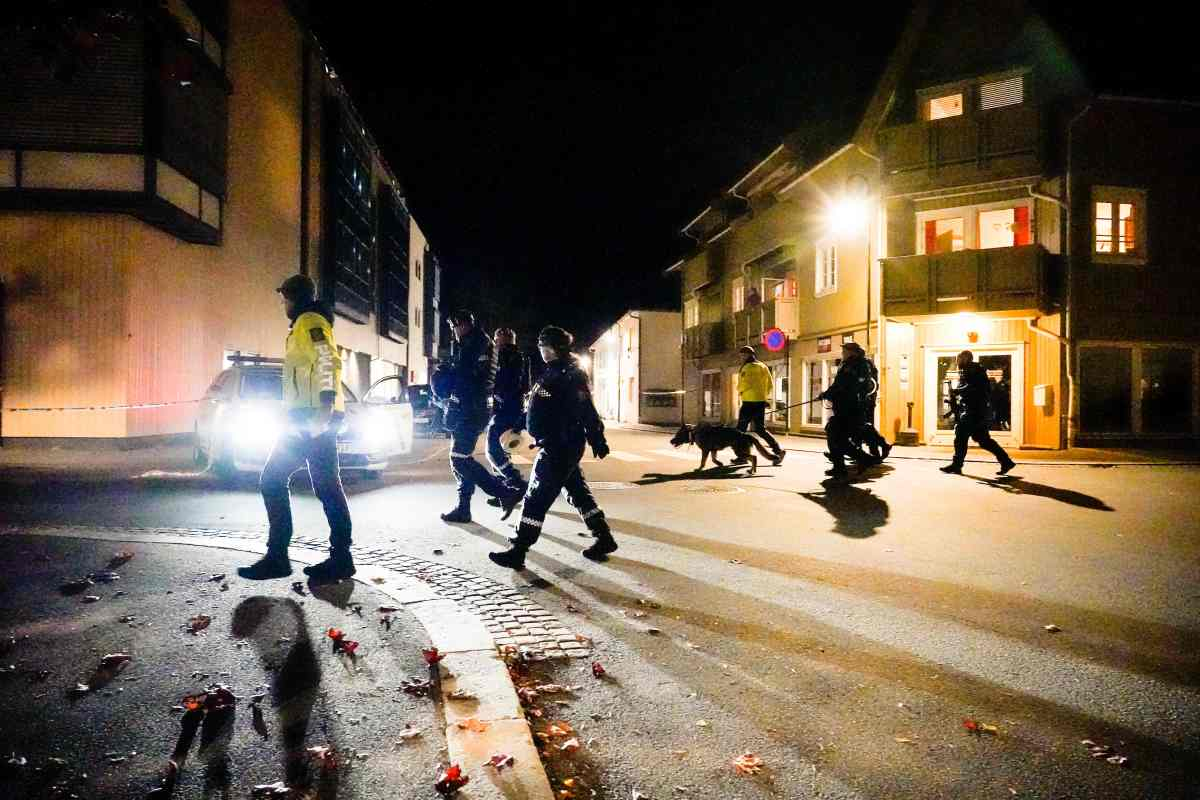 , Suspect in Norway bow and arrow attack suspect 'had been radicalised', say police, The Evepost BBC News
