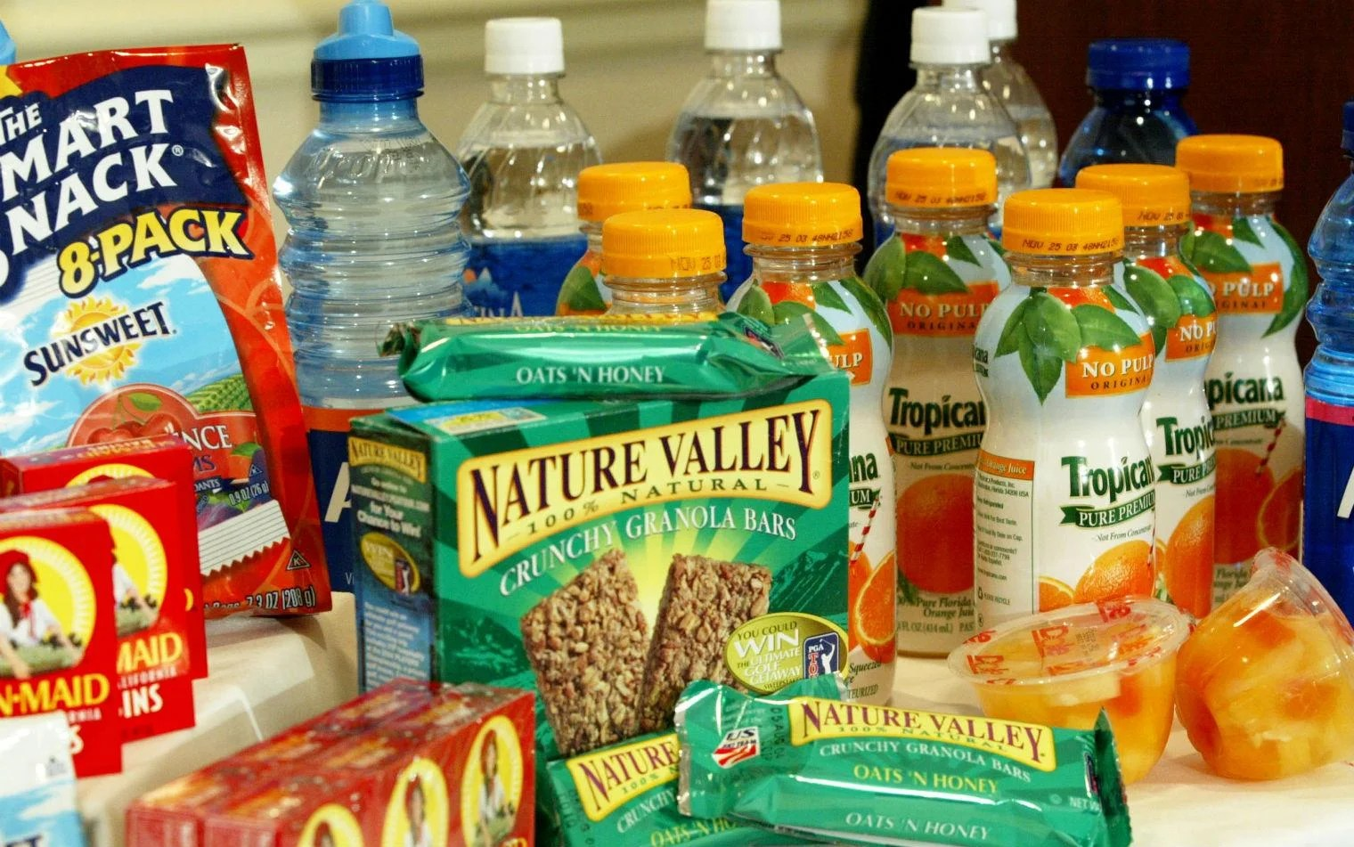 Seven Healthy Foods That Are Really Junk Foods In