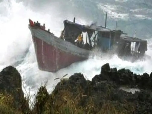 Image result for boat people Indian Ocean to Australia public domain