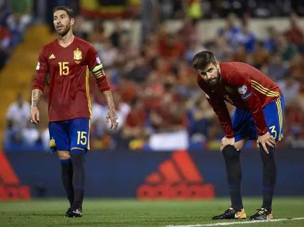 Резултат со слика за Spain could be kicked out of the 2018 World Cup as Fifa warn them over government's political interference
