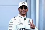 Lewis Hamilton F1 Driver
