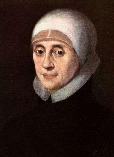 Mary Ward fue encarcelado después de pedir al Papa para aprobar su orden de monjas