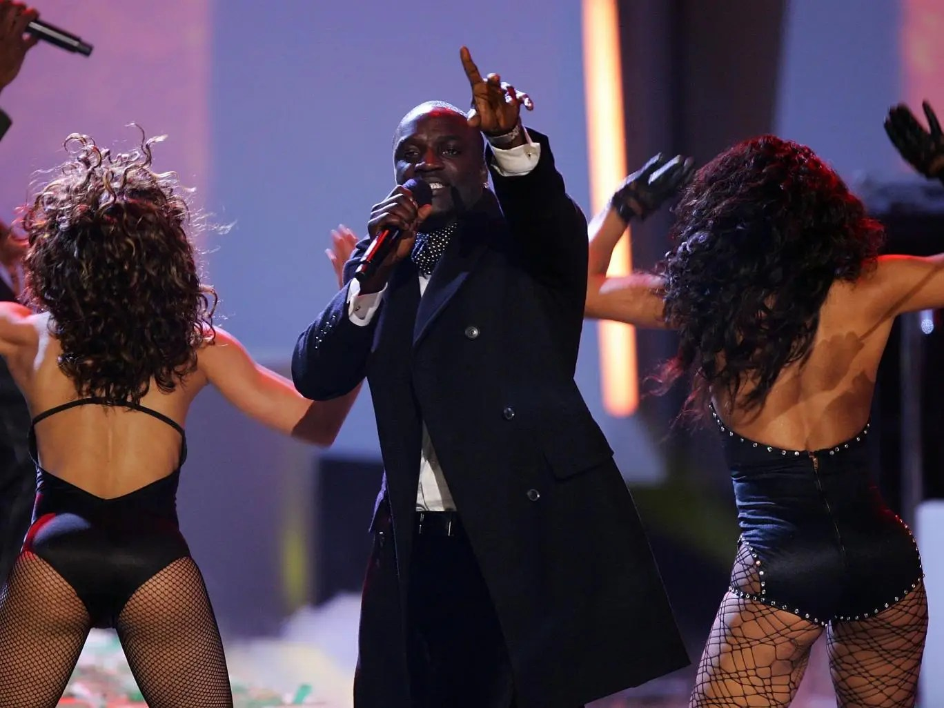 Akon set up the charity Akon Lighting Africa in 2014