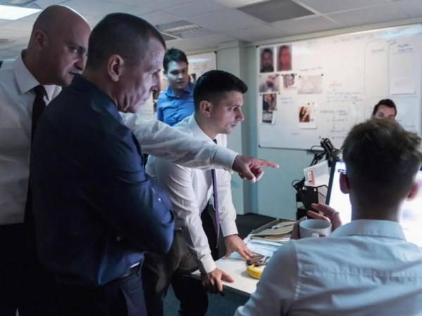 Hunted, TV review: Unconvincing cross between The Bourne ...