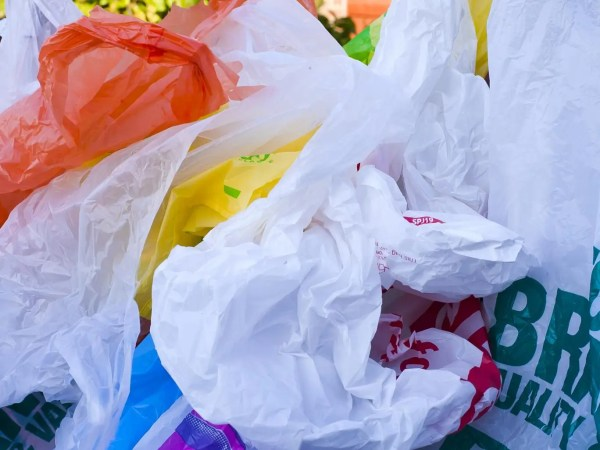 Carrier bag charge leads to 650 million fewer bags handed ...