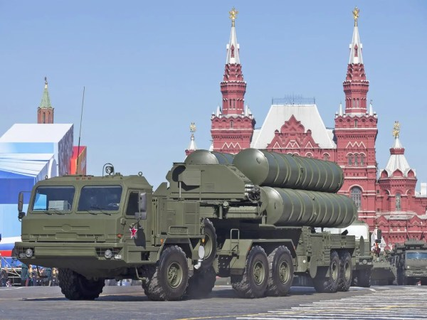 Russia's S-400 Missile and Putin's Iron Dome - Foreign ...