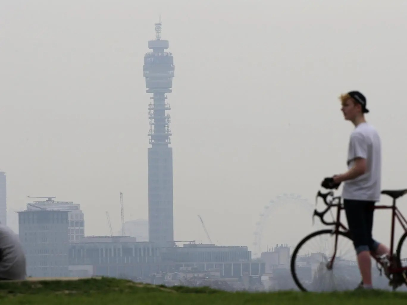 Air pollution in London causes thousands of early deaths every year