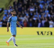 Manchester City have no desire to sell Sergio Aguero to rivals Chelsea