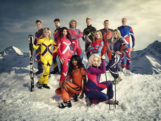 The Jump: Sir Steve Redgrave pulls out of Channel 4 final ...