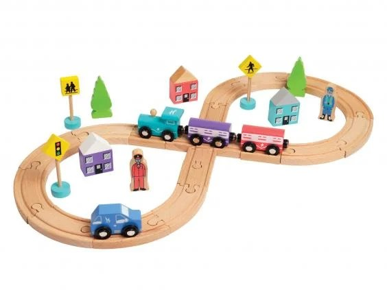 Christmas 2015: 10 Best Wooden Train Sets