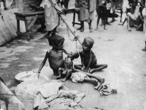 British Empire (1783-1997) - Atrocities of British Empire