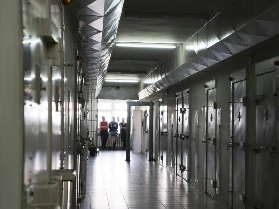 Inside The World's Toughest Prisons: Paul Connolly spent ...