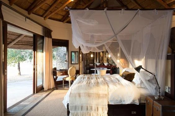 %name Luxurious Safari Lodges in Africa