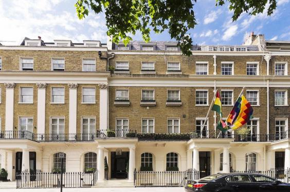Take A Tour Of The Most Expensive Home In London The
