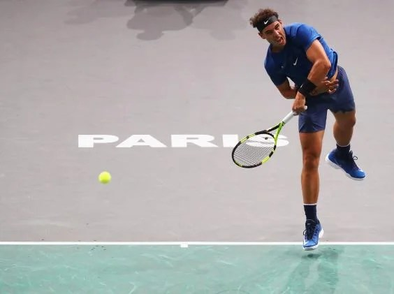 rafa nadal 1 - Rafael Nadal given fresh hope of being fit for ATP Finals in London