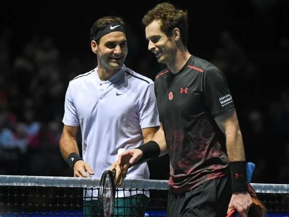 roger federer andy murray - Andy Murray's Brisbane return in doubt due to ongoing injury concerns