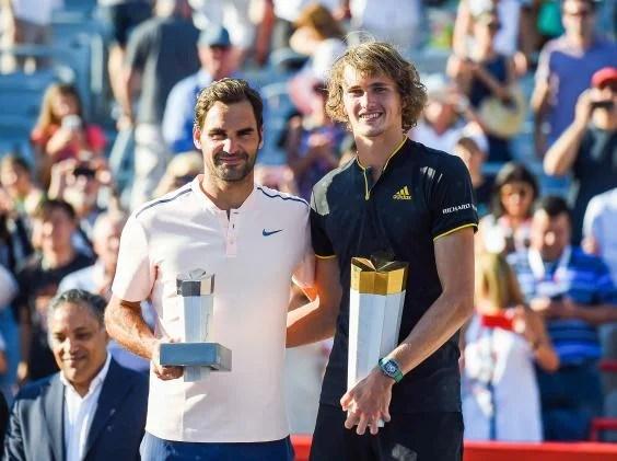zverev montreal - Alexander Zverev still in ATP Finals contention despite three-set defeat to old master Roger Federer