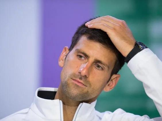 05 djokovic - Novak Djokovic to savour return to tennis after lengthy absence