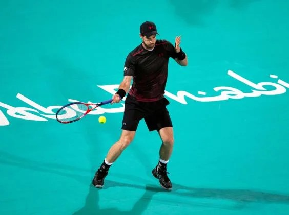 murray forehand - Andy Murray targets Wimbledon return after undergoing successful hip surgery in Melbourne