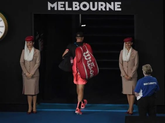 melbourne - Kyle Edmund eager for next challenge after remarkable Australian Open run comes to an end