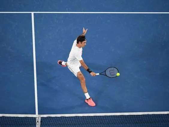 federer - Australian Open 2018: Roger Federer beats Marin Cilic in five sets to win 20th Grand Slam