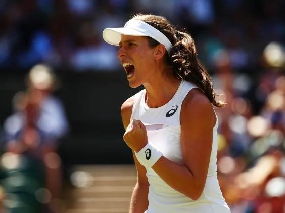johanna konta wimbledon - Johanna Konta to play in three grass court warm-up tournaments ahead of Wimbledon 2018