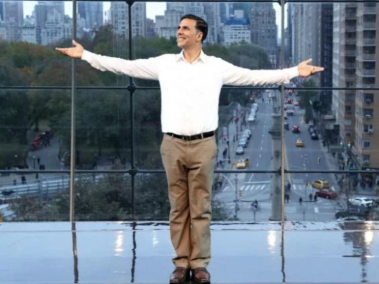 The PADMAN review