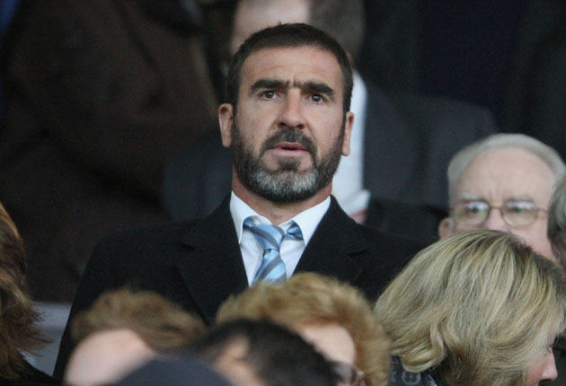 Find eric cantona height, wife, age, weight, records and latest 2021. Eric Cantona The Seagull Has Landed The Independent The Independent