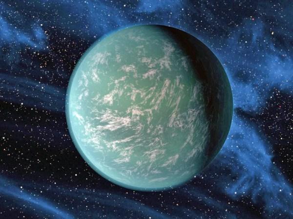 Kepler22b could be inhabited