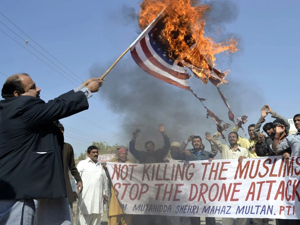 Protests Grow As Civilian Toll Of Obama S Drone War On Terrorism Is Laid Bare