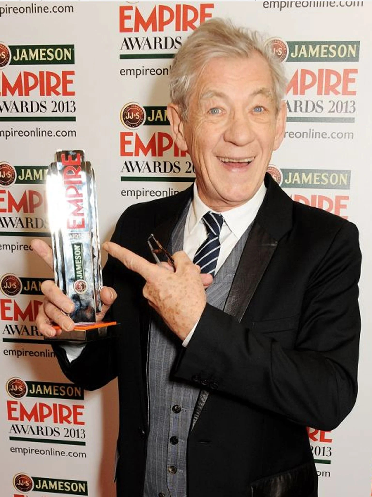 Jameson Empire Film Awards: Martin Freeman wins best actor ...